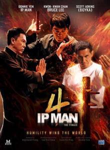 Diệp Vấn 4 - Hồi Cuối - IP Man 4 - The Finale
